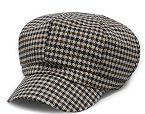 Capello Ottagonale  www.giovannagattuso.com/cappelli