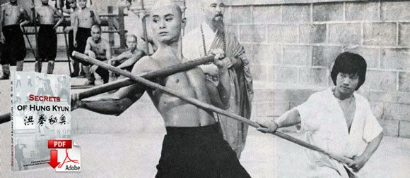 "Grand Master Lau Kar-Leung reveals the secrets of the Lin Gung training of the legendary Shaolin Monastery. Download the article HERE (in .pdf) Would you like to find out more ""secrets"" of Hung Kyun? Download the full collection of the rare articles from the Secrets of Kung Fu below! If you like the article and if you…"