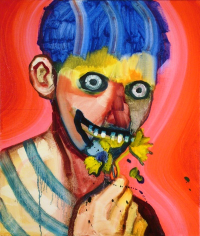BRIAN KOKOSKA - The flower eater