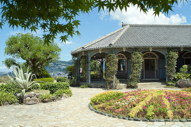 Glover Garden #japan #nagasaki