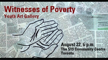 Witnesses of poverty