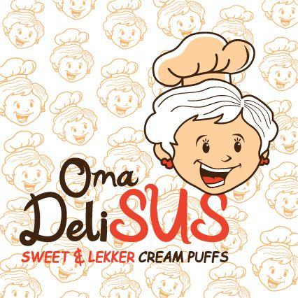Oma Delisus - Sweet & Lekker Cream Puffs - Jual Kue Sus Online & Offline - https://www.instagram.com/oma_delisus