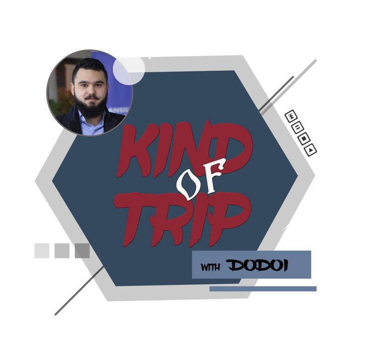 Logo KindOfTrip by Eduard Dodoi
