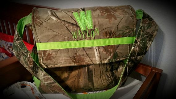 Realtree Camo Diaper Bag Realtree Camoflauge Diaper by ShaysStore