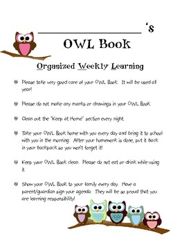 A cute owl binder cover to compliment your classroom owl theme.Visit my blog at:www.thebombdiggityclassroom.blogspot.com...