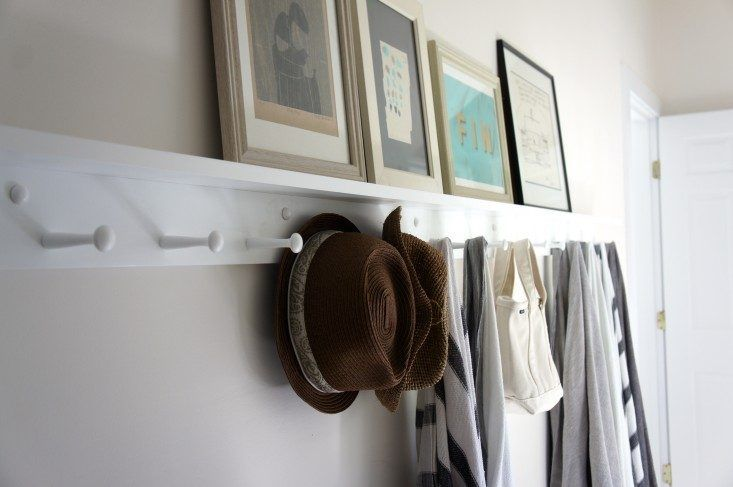 Object Lessons: The Shaker Peg Rail: Remodelista