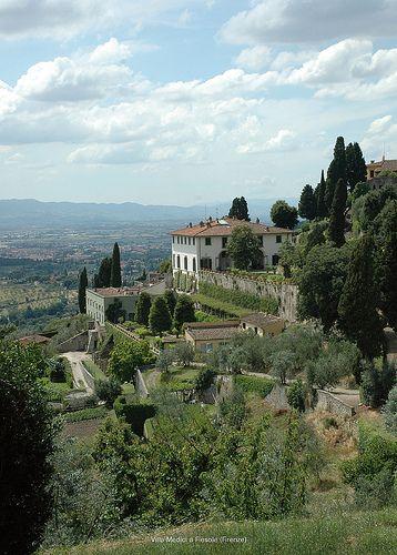 Villa Medici a Fiesole (Firenze)