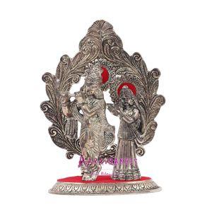 Lord Krishna Radha Idol