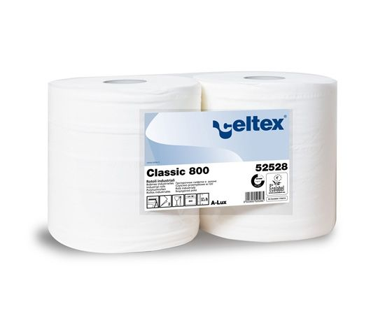 Lavete industriale role Celtex Classic 800: CEL-52528