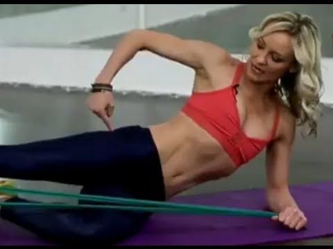 ▶ Simone de la Rue - Full Body Workout - YouTube