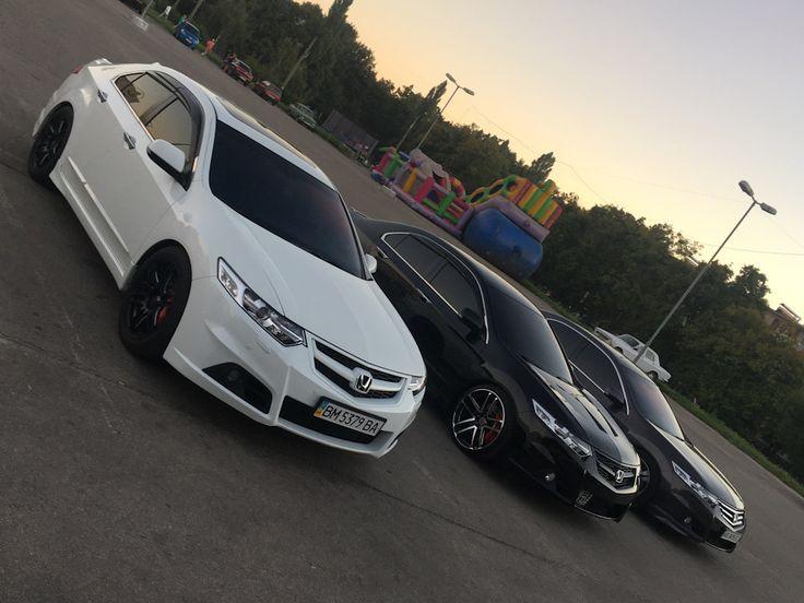 Три ярких аккорда Харькова — бортжурнал Honda Accord Type-S 3.5 V6 modulo | DRIVE2