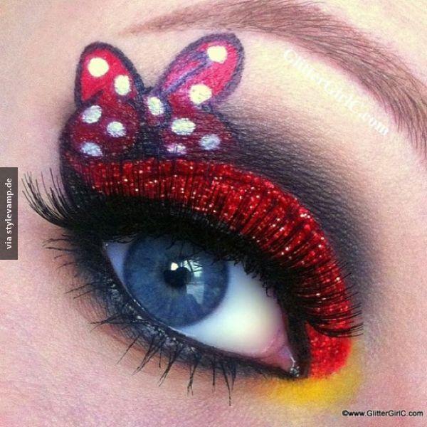 Bildergebnis für make up augen