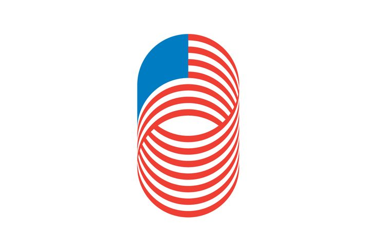 Lance Wyman 1966 USIA Exhibition on American Industrial Design Moscow, Russia