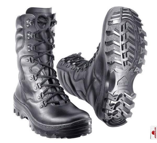 Купить ботинки мужские военные