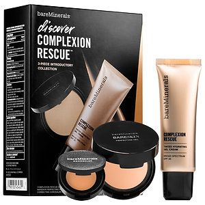 #bareMinerals - discover COMPLEXION RESCUE™ 3 Piece Introduction Collection  in Natural 05 #sephora