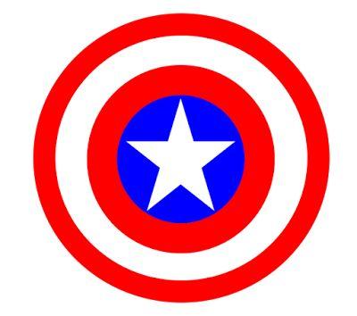 Ponchado Gratis: Logo Capitan America ~ Bordados, Ponchados y Matrices Gratis