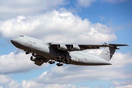 C-5M Super Galaxy | Lockheed Martin