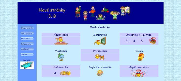 http://www.chmelkova.cz/ stránky s procvičováním učení