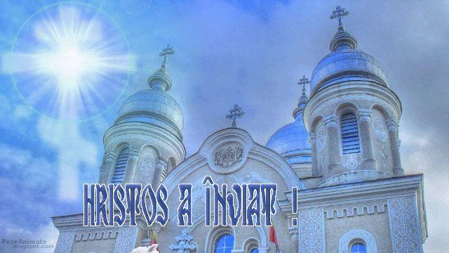 Hristos a Inviat ,Paste