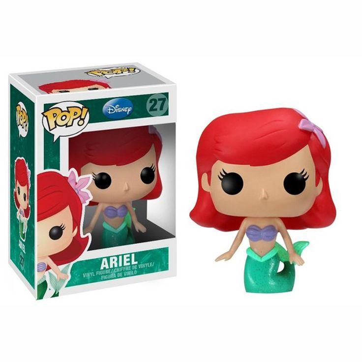 Disney Little Mermaid POP Ariel Vinyl Figure