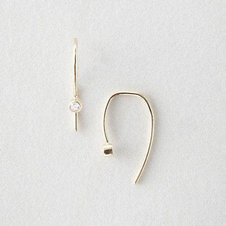 Gracie Lee / Hook Earrings