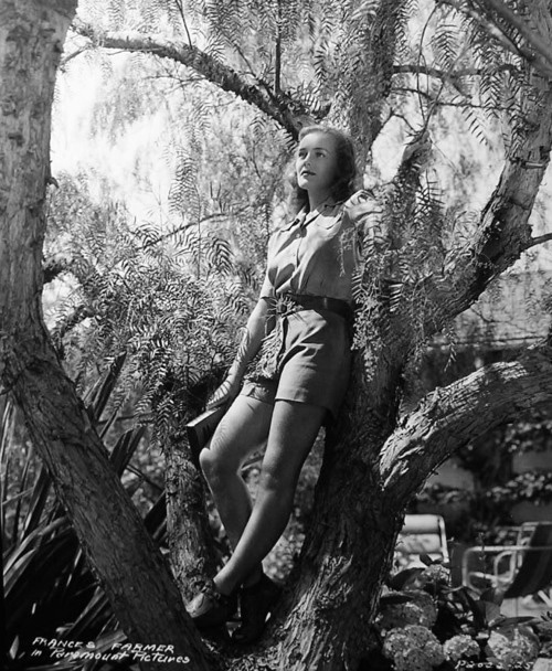 1000+ images about Frances Farmer on Pinterest | The ...