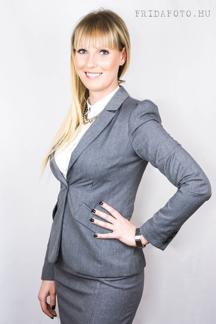 Woman business portrait
