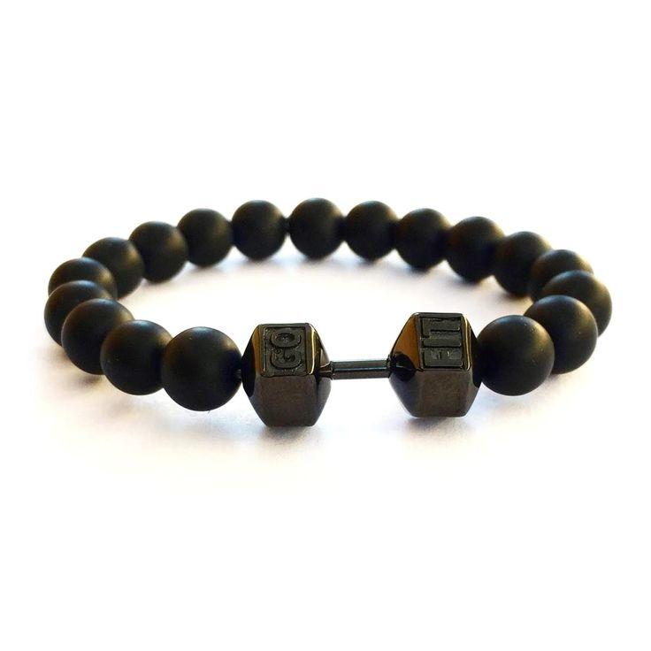GOFIT Bracelet Black