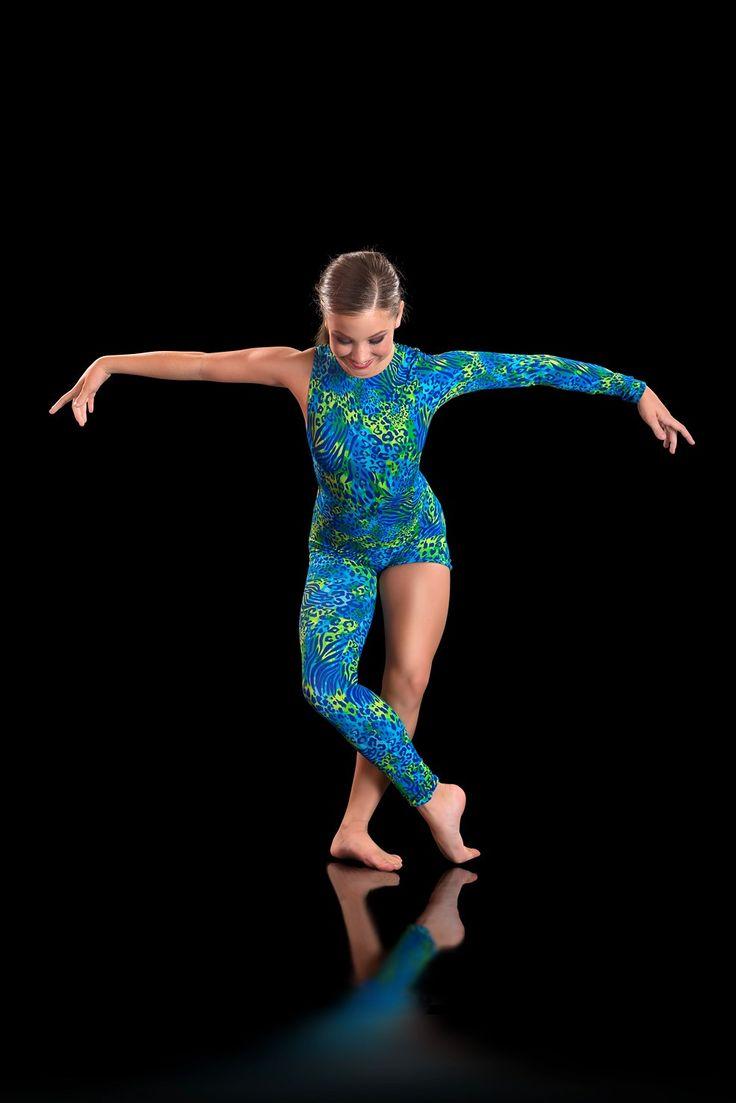 Contemporary Unitard Eden Acrobat Costumes Dance