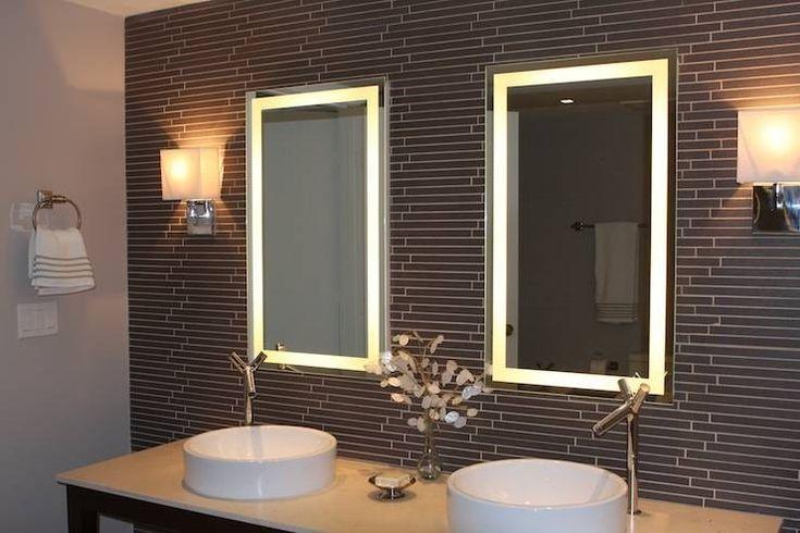 15 Inspirations Hinterleuchtet Wand Spiegel – die …