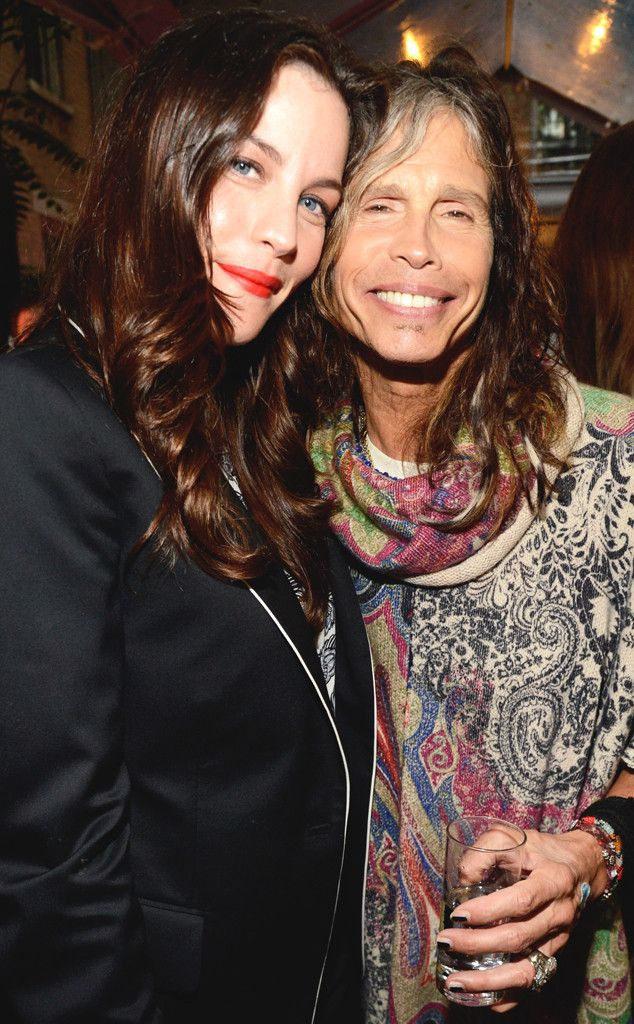"Steven Tyler ""Over the Moon"" About Liv Tyler's Second Pregnancy! Get the Scoop  Liv Tyler, Steven Tyler"
