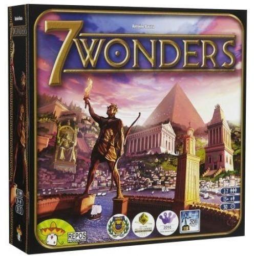 7 Wonders - 401 Games