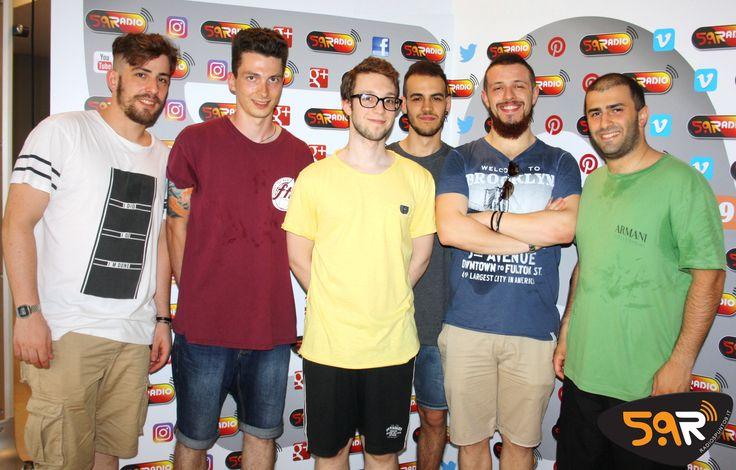 """Diretta assieme al gruppo """"L'Eco del Bardo"""" su Web Radio 5.9!"""