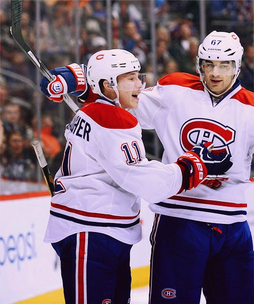 Brendan Gallagher & Max Pacioretty