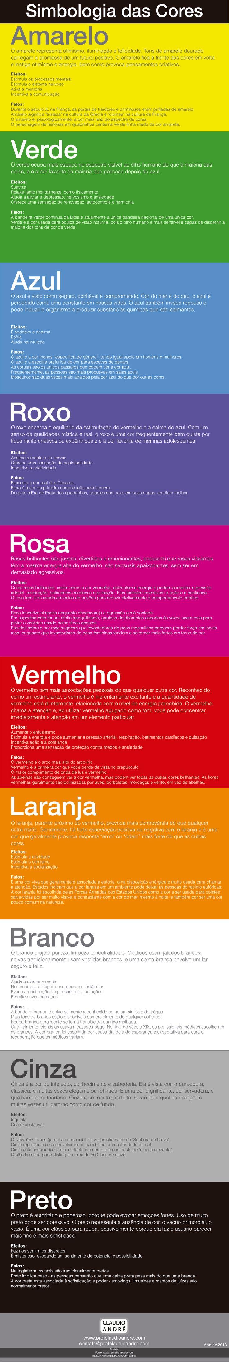 Saber utilizar as cores na comunicação é uma arte. Veja algumas dicas e sugestões para melhorar suas produções.
