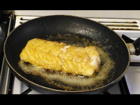 A Skinless Cod Fillet,Simply fried in olive oil butter and lemon juice.Cooked in real time,Only 7 minutes to the perfect cod fillet,tender white flakes of ju...