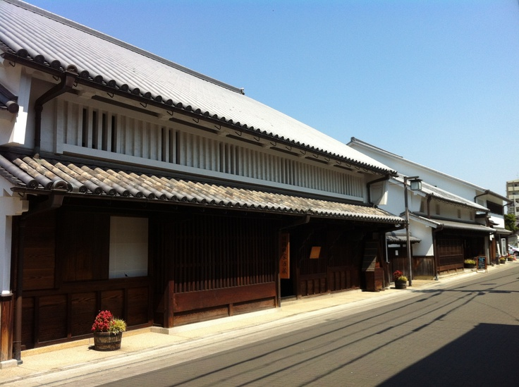 The Old Sakagura in Itami - Hyogo,Japan: photo by Hideki Tazawa