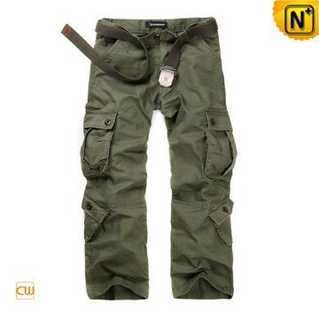 Cargo Pants Men CW140285 www.cwmalls.com