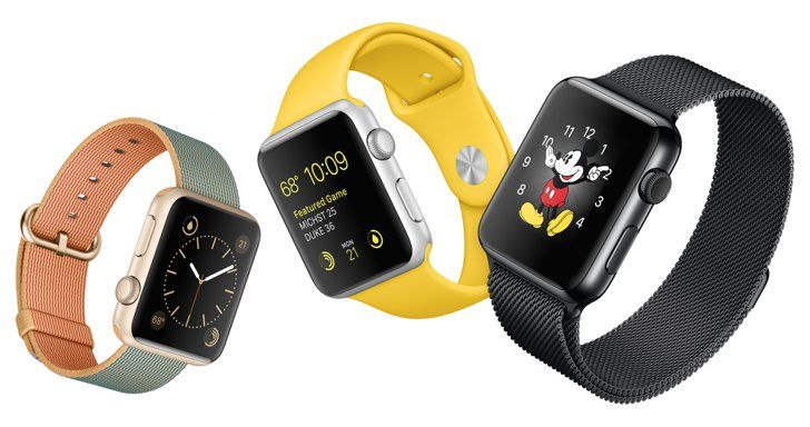 Pin for Later: 7 Announcements You Might've Missed From Apple's March Event The Apple Watch gets a price drop and new bands.