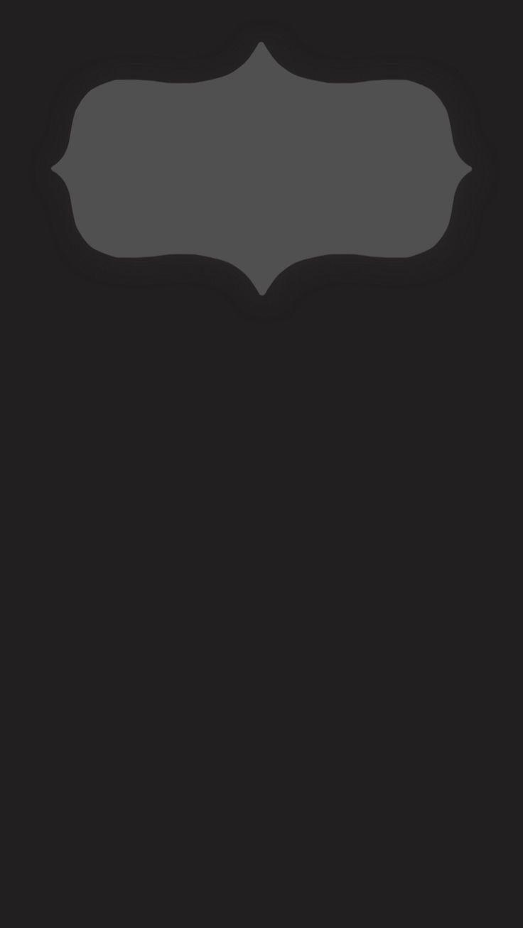 iPhone 6 Plus Minimal Design Wallpaper: Grey Collection – Seeking Simplicity