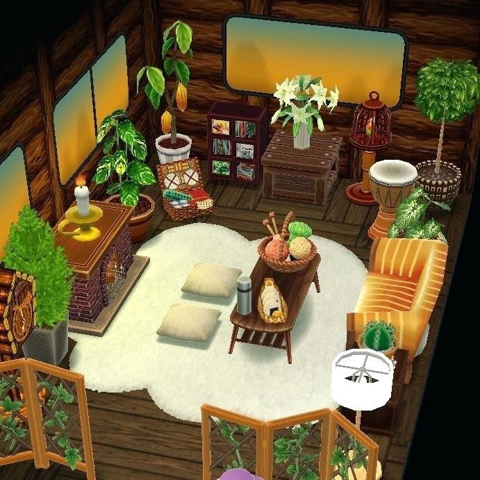 Red Kitchen Island Animal Crossing New Horizons - Kitchen ... on Animal Crossing Kitchen Island  id=74693