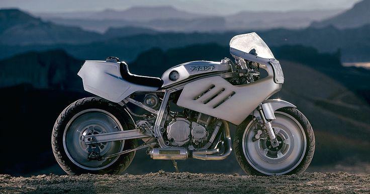 ICON 1000 # 1986 Suzuki GSX-R 750