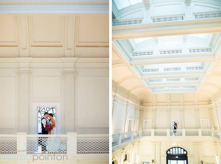 Wedding portraits at Como The Treasury in Perth