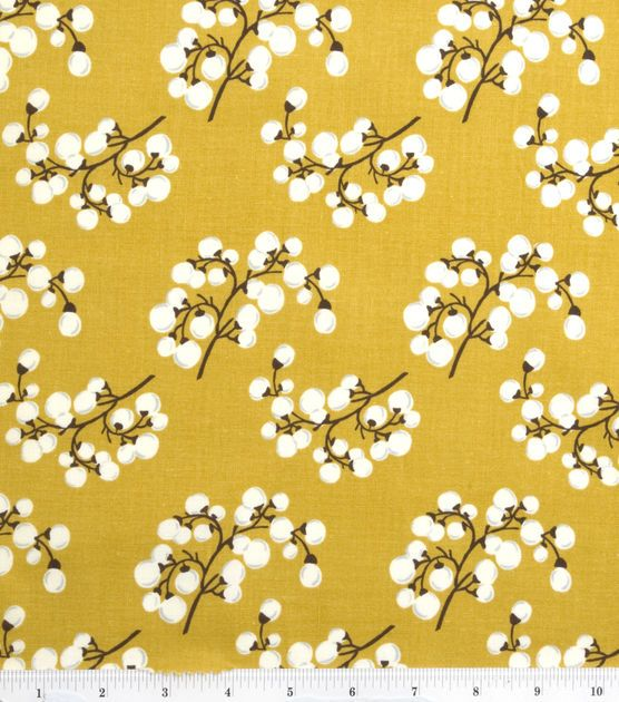 Shop Keepsake Calico Fabric-Green Berries & Keepsake Calico Fabric at Joann.com