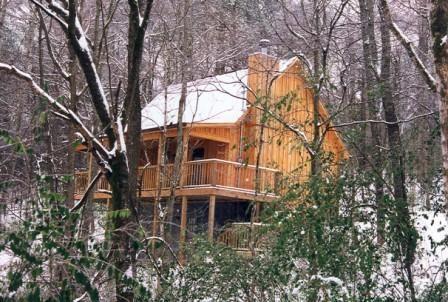Townsend Cabin Rental near Gatlinburg Tn, Pigeon Forge Tenn & Cades Cove for your Smokey Mountain Cabin Getaway