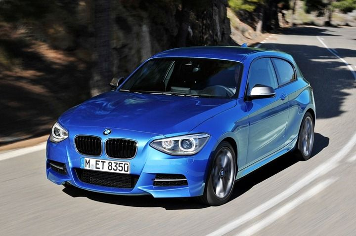 2013 BMW 1 Series Variants And Lineup Revealed