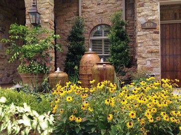 28 best landscaping for front yard images on pinterest for Landscape design houston