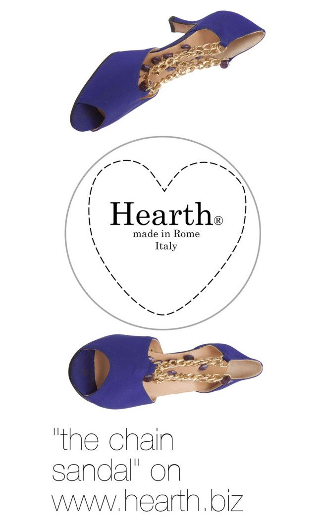 """""""handmade in Rome Shoes"""" by hearthfashion on Polyvore featuring moda"""