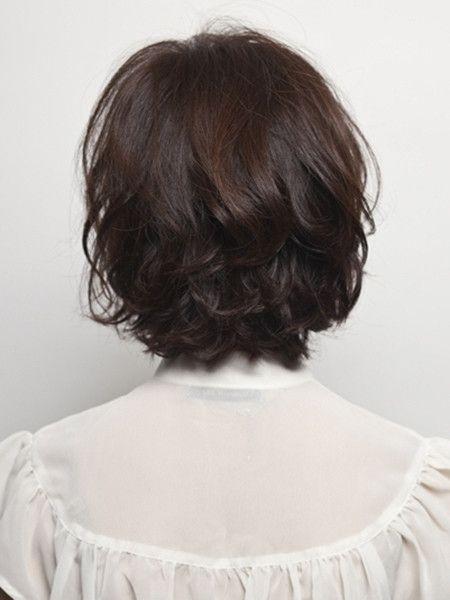 スウィングボブ | DIFINO 青山(ディフィーノアオヤマ)のヘアスタイル・髪型・ヘアカタログを探すなら楽天ビューティ。パーマをふんわりかけたい方、トップからボリュームを出したい方、毛先に動きを出したい方にオススメ。ショートにもしたいけど勇気が出ない方、ぜひご相談下さい♪パーマも・・・