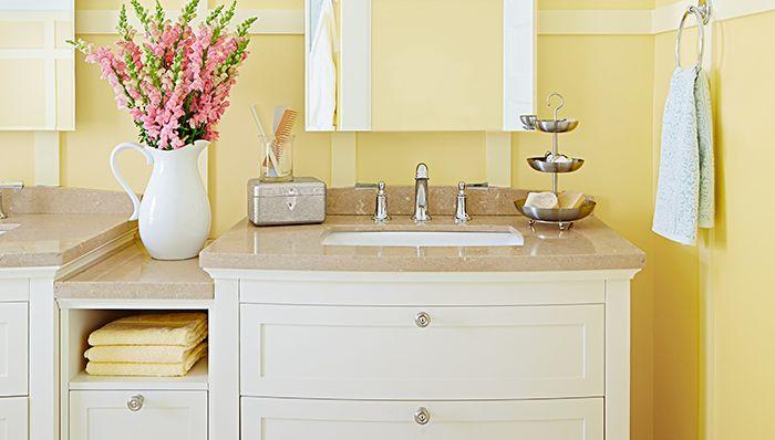 Bathroom Storage Smarts